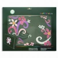 Buy cheap Laptop Skin, Measures 12.2 x 8.3cm, Available in 14-design, Non-stick Dirt product