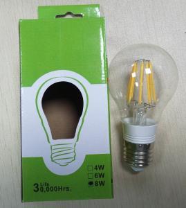 Buy cheap High Brightness 240V Dimmable LED Light Bulbs 8 Watt 800lm product