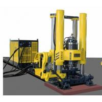 Buy cheap Hydraulic Horizontal Directional Drilling Machine , 2000mm Reamer Dia Rc Drilling Rig product