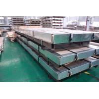 Quality Prime cold rolled stainless steel sheets , 1000 - 2000 mm width for sale