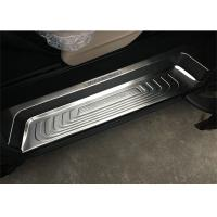 Buy cheap Steel Side Door Sill Scuff Plate For New Mercedes - Benz Vito 2016 2018 product