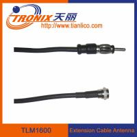 Buy cheap extension cable car antenna/ car accessories/ car antenna adaptor TLM1600 product