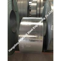 Buy cheap Hot Dipped Cold Rolled Galvanized Steel Coil For Light Industry product