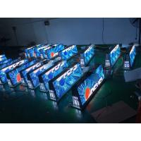 Buy cheap 5 mm Pixel Pitch Taxi LED Display 2 Years Warranty Full Color LED Taxi Sign product