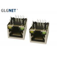 Buy cheap 1x1 Single Port Rj45 Female Connector Without Magnetics Tab Down 5931 Series from wholesalers
