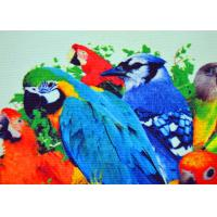 Buy cheap Bright Color Inkjet Cotton Canvas Digital Printing Lifelike Active Graphics product