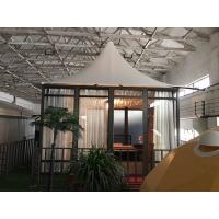 Buy cheap Glass marquee prefab resort house for outdoor hotel tents camping outdoor from Wholesalers