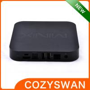 Buy cheap OEM Custom R3066 Dual Core Cortex A9 Android Smart TV Box Neo X5 Mini PC Full HD product