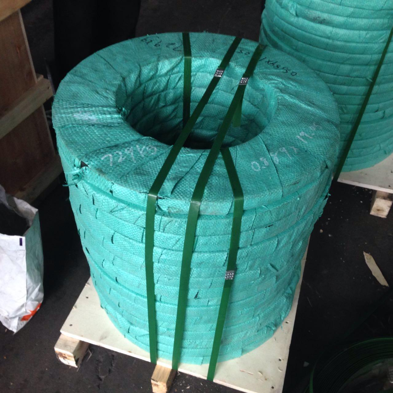 Join annealing cold continuous line rolled strip