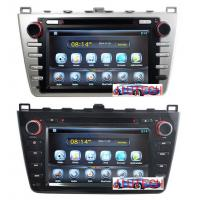 Buy cheap Android 4.2.2 Car Stereo for Mazda6 6 Atenza GPS Navigation Head Unit Capacitive for Mazda product