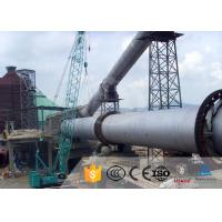 China Customized Cement Manufacturing Plant Rotary Kiln Furnace Energy Saving on sale