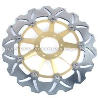 Buy cheap Left Right Motorcycle Brake Disc CNC Milled For Honda CB600F Hornet 2000-2006 product