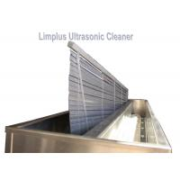 Buy cheap Double Tank 330L Large Ultrasonic Cleaners , Venetian Blind Cleaners Window Blinds Cleaning product