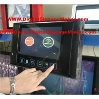 Touch icon  In-store advertising player, Digital Signage For Promotion