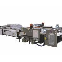 China CE Full-Auto Cylinder Screen Printing Machine Zsw-720gt on sale
