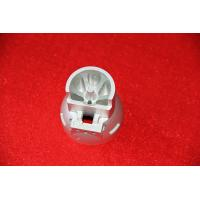Buy cheap Silver Anodize High Precision CNC Machining Parts For LED Housing / Lamp Body product