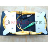 Buy cheap Single Mode 9 / 125um OTDR Launch Cable Box Test Extension Line Yellow Color product