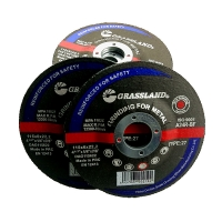 Buy cheap 4.5x3mm 115*3.2*22 Metal Depressed Center Cut Off Wheel product