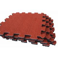 Buy cheap gym rubber floor mat, kids rubber mat product