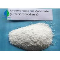 Buy cheap Steroid Powder pharmaceutical Raw Material Hormone Methenolone Acetate CAS 434-05-9 product