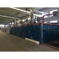 Buy cheap Non Woven Machinery / Textile Stenter Machine Horizontal Roller Chain Transmission product