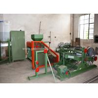 Buy cheap Durable PVC Wire Making Machine Synchronized / Separate Control Rail Width product