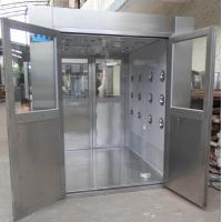 China Class 1000 Clean Room Air Shower Tunnel 380V / 50HZ , 4 Person Clean Room Equipment on sale