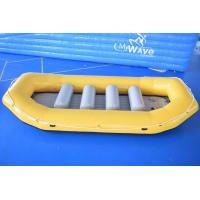 Buy cheap Water Park PVC Tarpaulin Inflatable Rafting Boat  With CE Certificate product