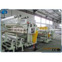 Buy cheap 750-2000mm PP PE Plastic Sheet Making Machine / Extrusion Line Double Screw product