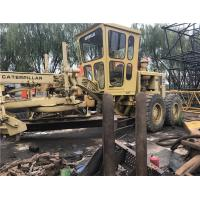 China used Construction Equipment for hot sale Used Cat motor grader 14g/140g made in Japan / USA on sale