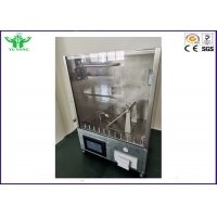 Buy cheap 0.01s-99.99s 45 Degree Textiles Automatic Flammability Testing Equipment from wholesalers