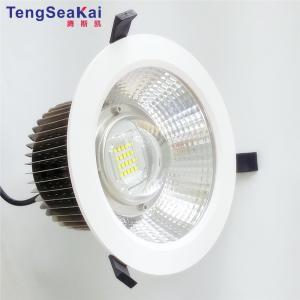 resseced CRI90は照明器具175mm 200mm 250mm 270mm LEDランプの60Wによって導かれるdownlightsをつけます
