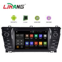Buy cheap 7 Inch Touch Screen AM FM Toyota Car DVD Player Multi - Language Supported product
