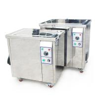 Buy cheap 40 Khz / 28 Khz Large Ultrasonic Cleaning Tank 100L For Precise Instruments product