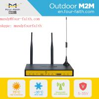 Buy cheap F3434S industrial 3G Ads router with TF card wifi marketing for bus station, shopping mall, supermarket, bus m product