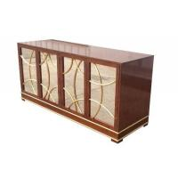 Buy cheap Antique Hotel Room Dresser 5 Star Hotel MDF Board With Recessed Back Panel product