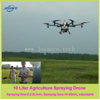 Buy cheap 5L hexacopter sprayer agriculture drone spraying uav from wholesalers