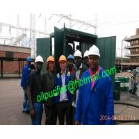 Buy cheap Vacuum Transformer Oil Filtraion Plant,Insulation Oil Regeneration system,onsite training project product