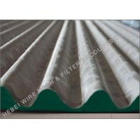 High Performance Oil Filter Vibrating Screen 1053 X 693mm Screen Size