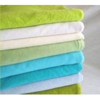 Buy cheap TC Polyester Cotton Textile Knit Single Jersey Polyester Fabric for Garment product