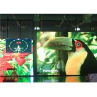Highlight Full Color P6 Led Digital Display Board , Outdoor Led Video Display High Contrast