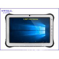"Buy cheap Rugged 10"" Win10 I10H Toughpad GPS 3G intel 1.8GHz CE certification product"