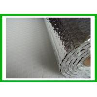 Sound insulation fire retardant foil thermal bubble for Fire resistant insulation material