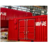 Buy cheap 3D Design Skid Mounted Fire Pump For Outdoor Containerised Fire Fighting product