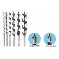 China Hex Shank Wood Cutting Drill Bit , Auger Drill Bit For Woodworking on sale