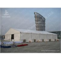 Buy cheap 20 X 25 Clear Span Tents Auto Show Commercial Marquee Canopy ISO CE Certification from Wholesalers