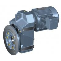 Buy cheap Parallel - Shaft Helical Gear Reducer Lower Power Consumption Low Noisy product
