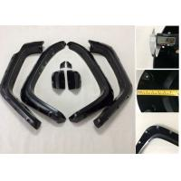 China Toyota FJ Cruiser Black 4x4 Wheel Arch Flares With Decorative Screws And 3m Tape on sale