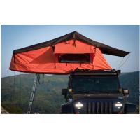Quality Overland Outside Camping 4x4 Roof Top Tent With Aluminum Telescopic Ladder for sale