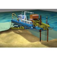 Buy cheap 16 inch chinese cutter head suction dredger product